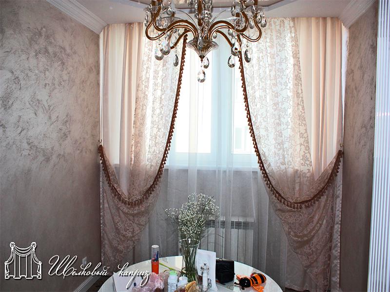 Пошив штор высокого качества